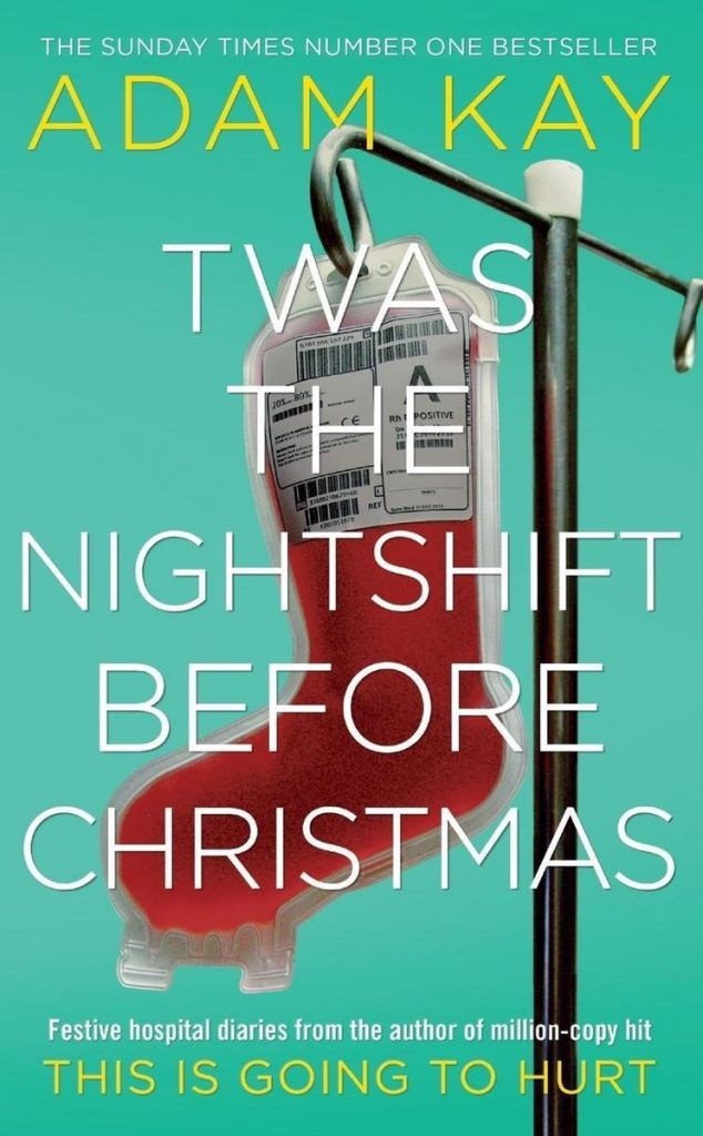Cover Twas the Nightshift before Christmas