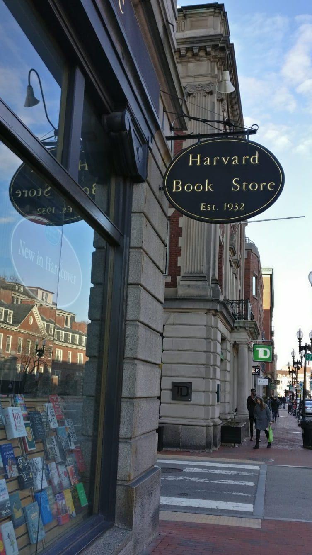 Boston boekenwinkel