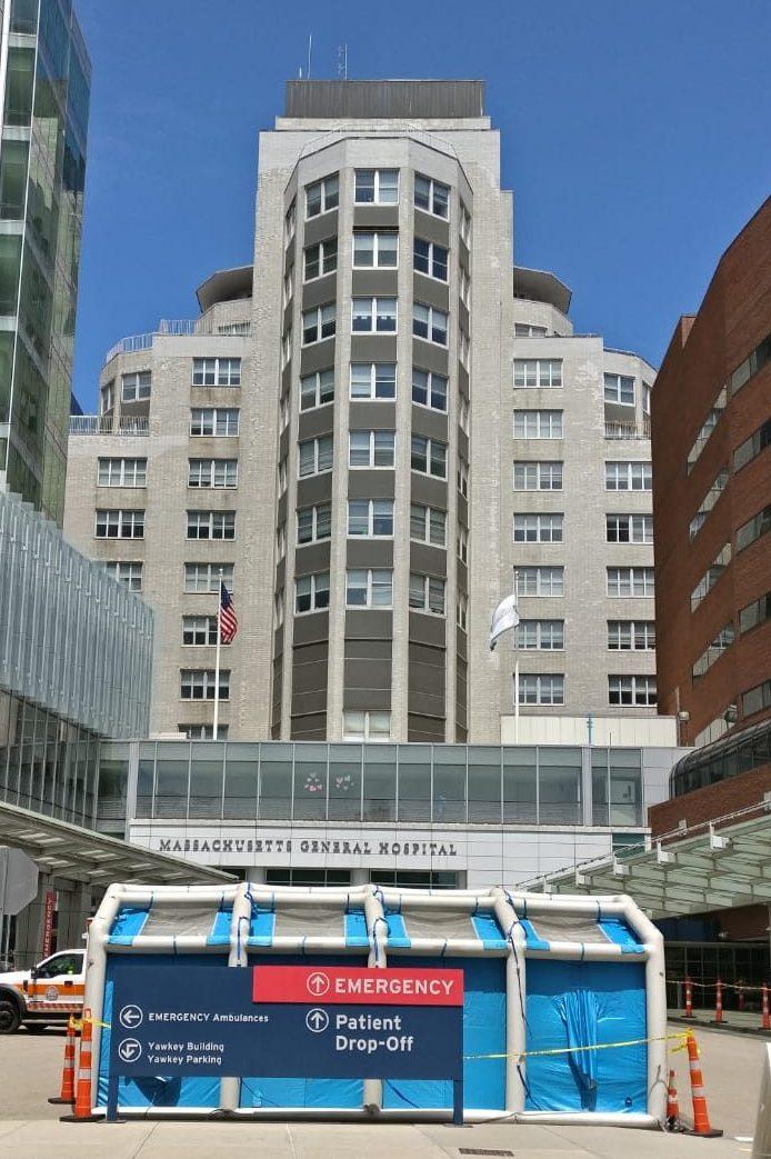 Massachussets ziekenhuis