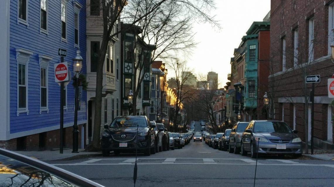Straat Boston