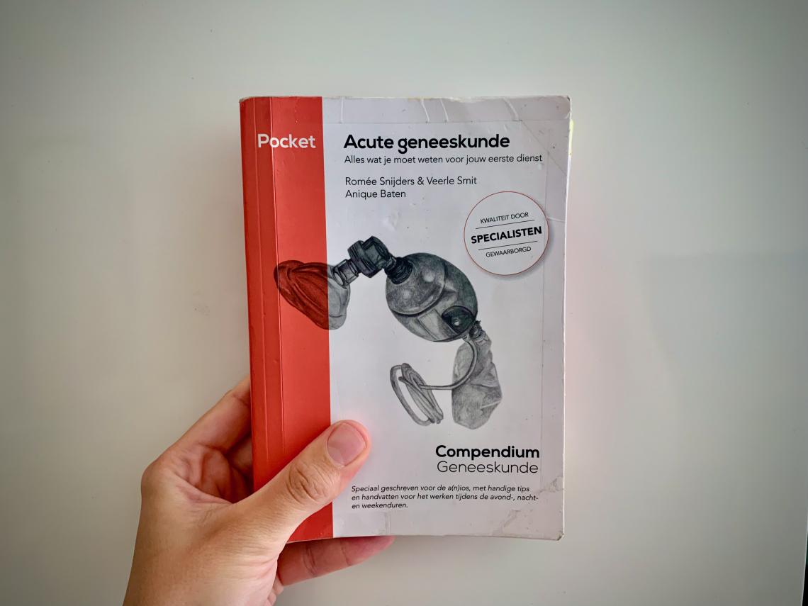 pocket compendium acute geneeskunde
